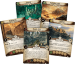 Arkham Horror: The Card Game – The Search for Kadath: Mythos Pack cards