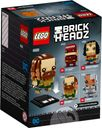 LEGO® BrickHeadz™ Aquaman™ back of the box