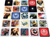 Codenames: Marvel cards