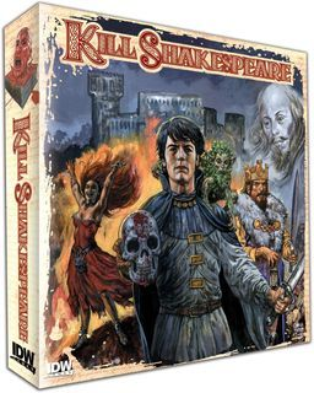 Kill+Shakespeare