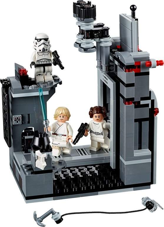 LEGO® Star Wars Death Star™ Escape components