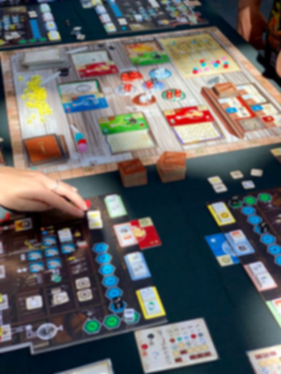 Trismegistus: The Ultimate Formula gameplay
