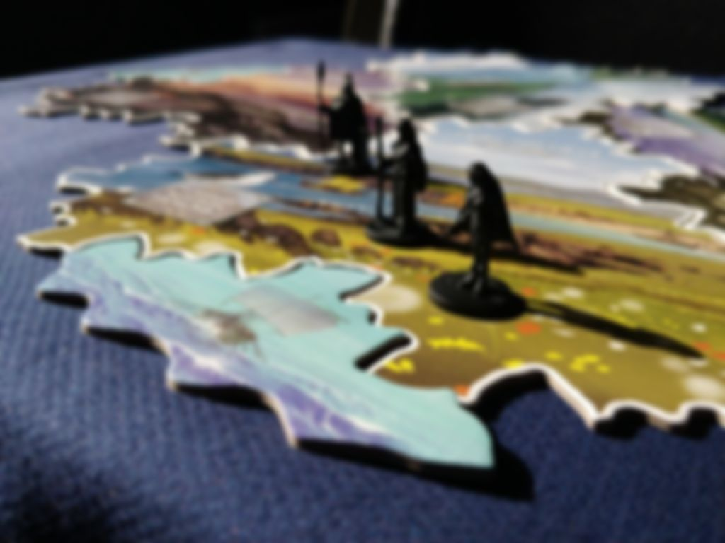 Inis: Seasons of Inis components