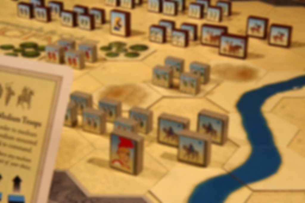 Commands & Colors: Ancients gameplay