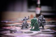 Sword & Sorcery: Darkness Falls miniatures