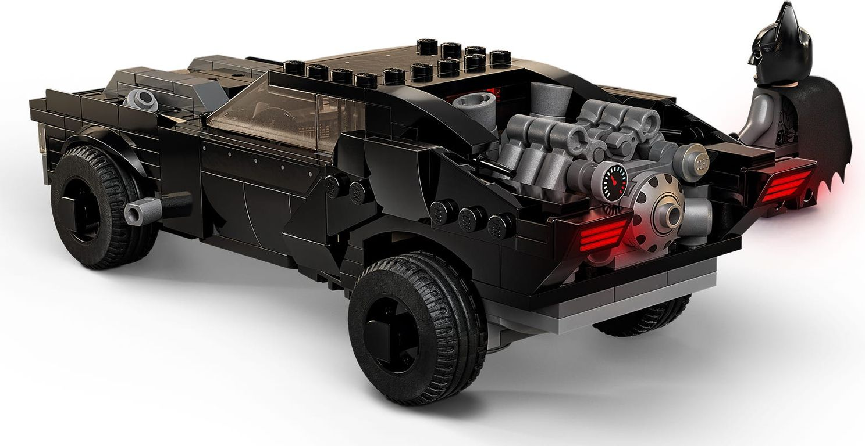 LEGO® DC Superheroes Batmobile™: The Penguin™ Chase back side