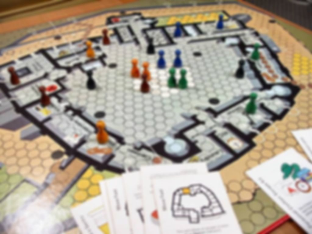 Escape from Colditz gameplay