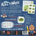 Imperial Settlers: Roll & Write back of the box
