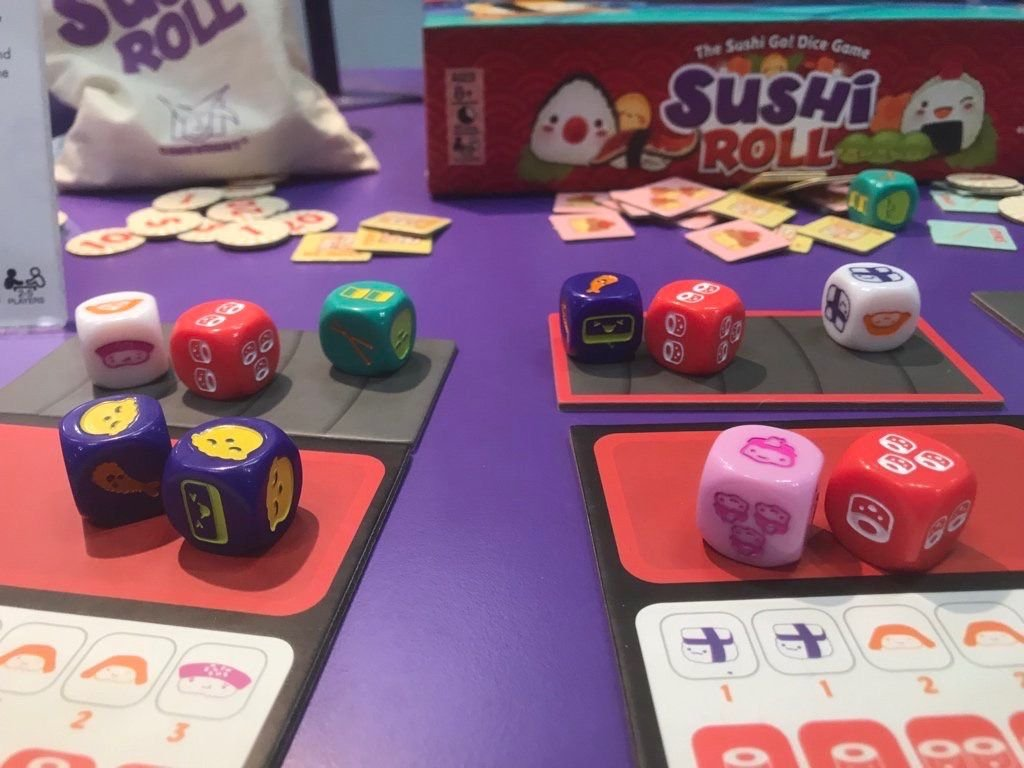 Sushi Roll gameplay