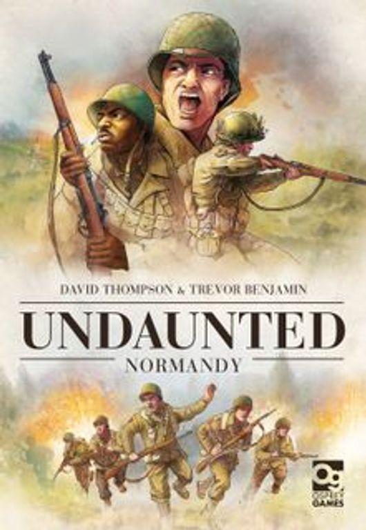Undaunted%3A+Normandy