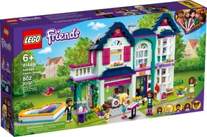 LEGO® Friends Andrea's Family House