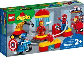 LEGO® DUPLO® Super Heroes Lab