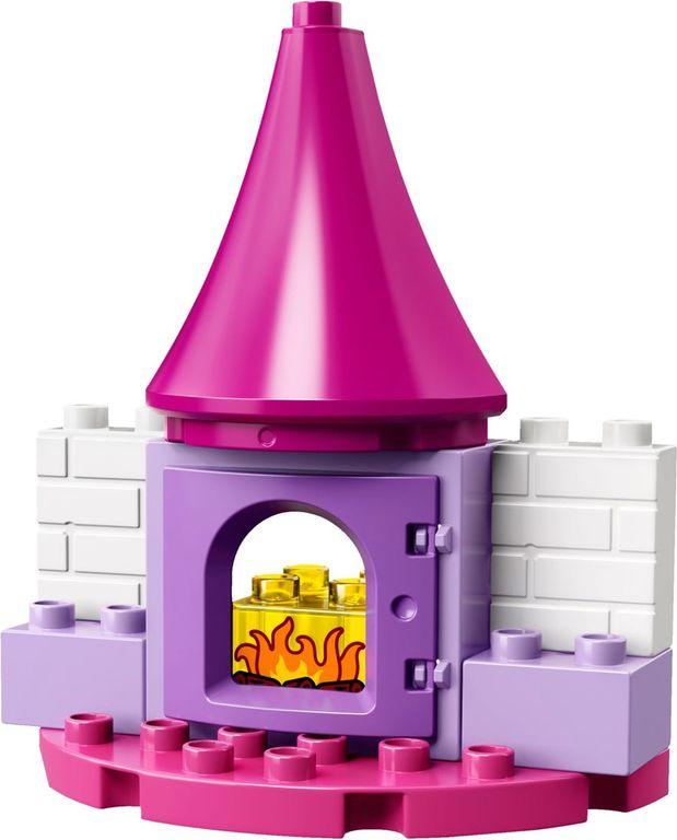 LEGO® DUPLO® Belle´s Tea Party components
