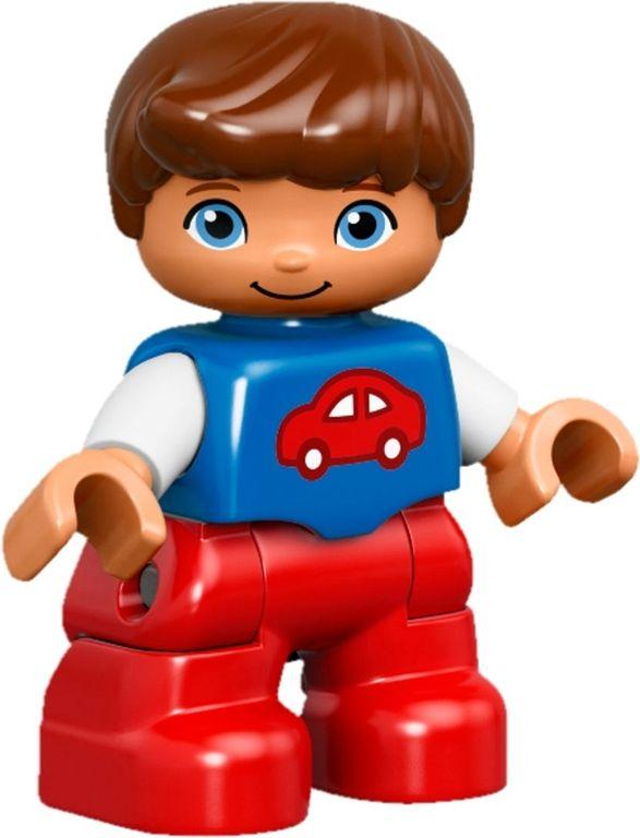 LEGO® DUPLO® Number Train minifigures