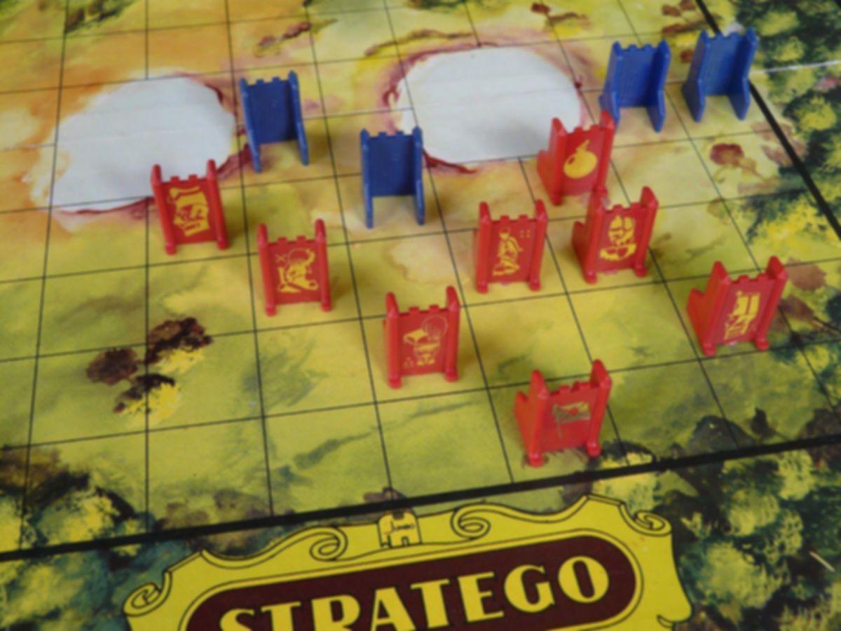 Stratego gameplay