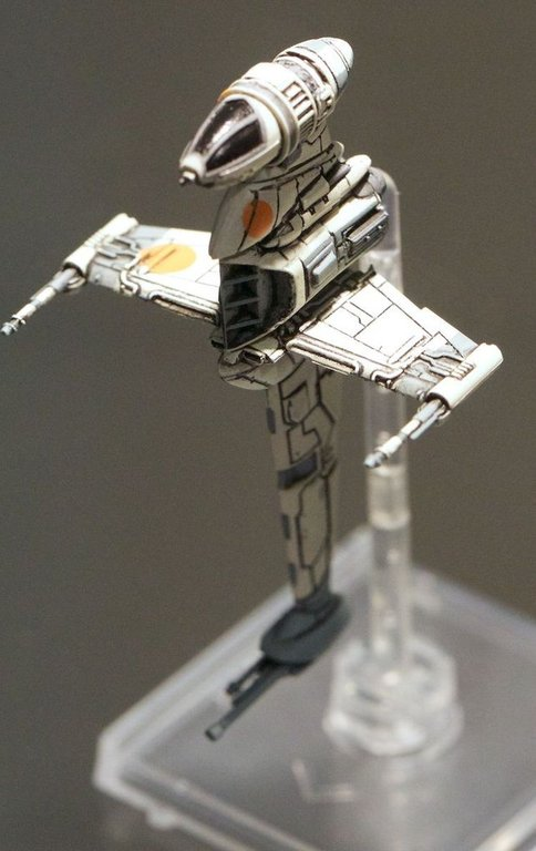Star Wars: X-Wing Miniatures Game – B-Wing Expansion Pack miniature