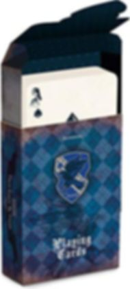Harry Potter Ravenclaw House Playing Cards box