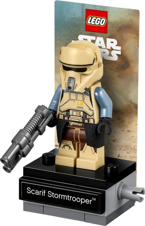 LEGO® Star Wars Scarif Stormtrooper Polybag components