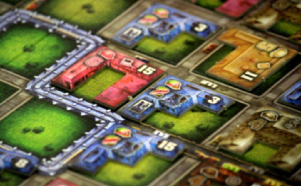 Urbania gameplay