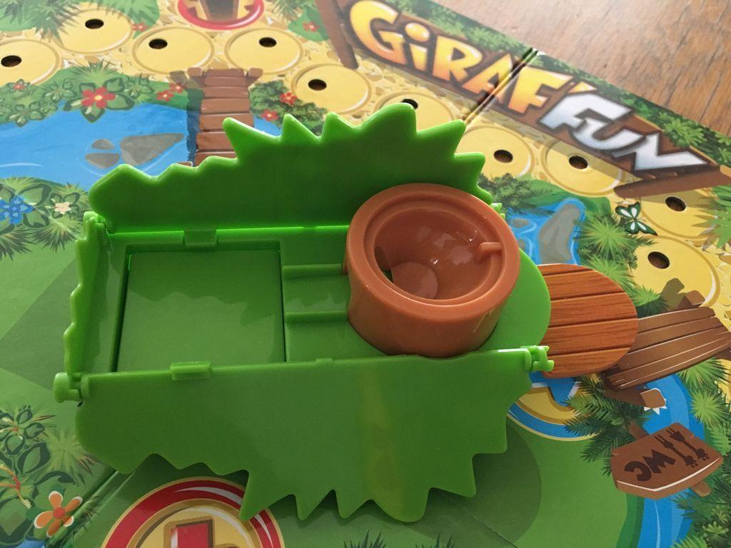 Giraf'Fun components