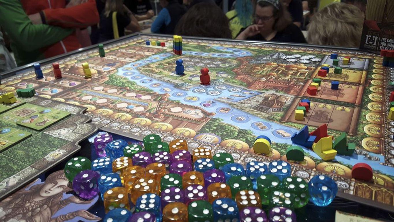 Rajas of the Ganges gameplay
