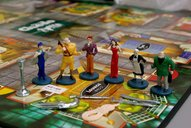 Clue miniatures