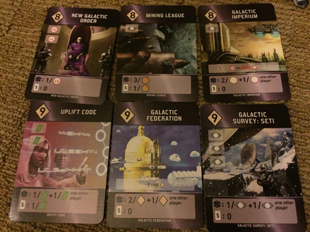 Jump Drive cards