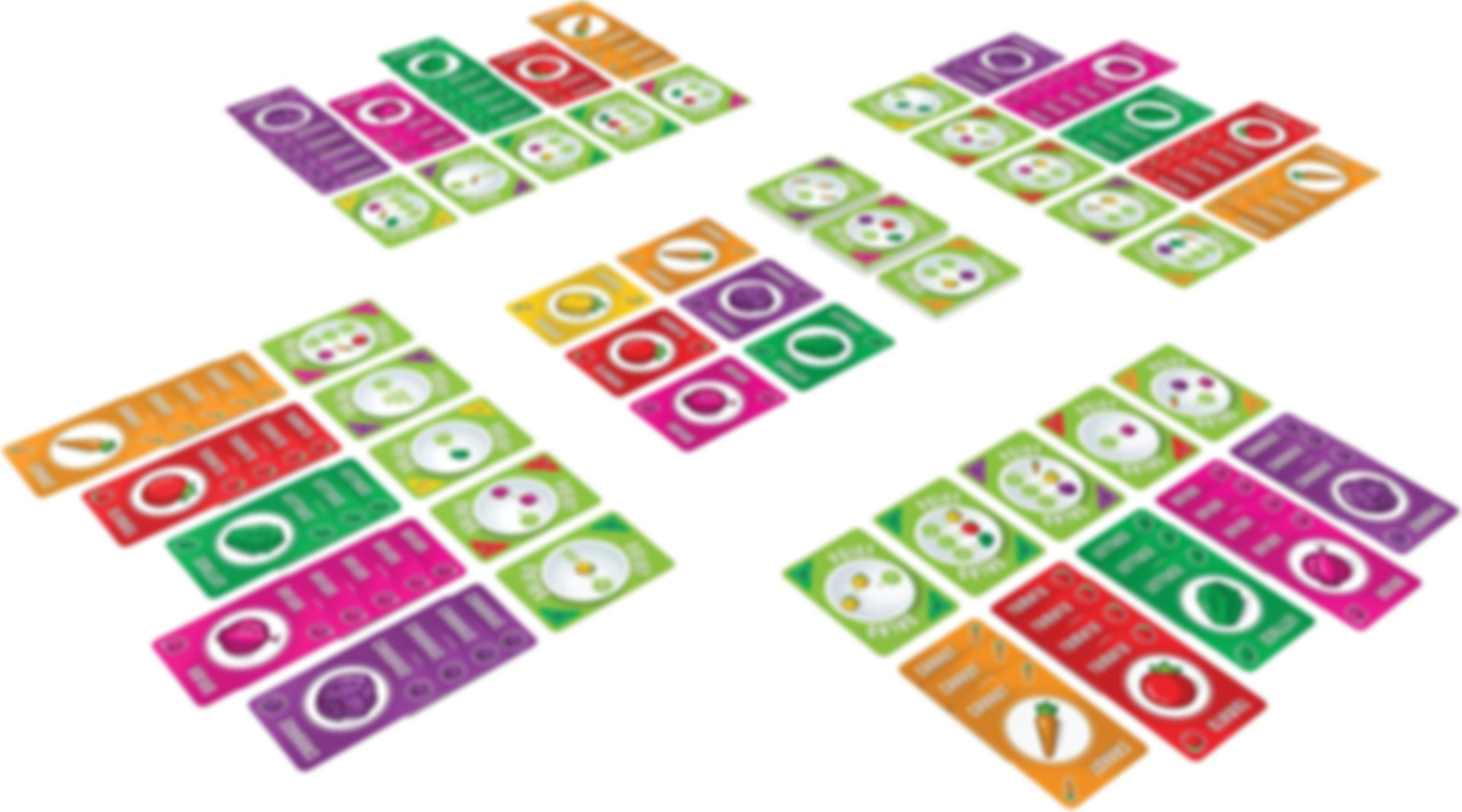 Point Salad cards