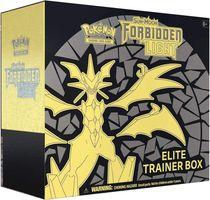 Pokémon TCG: Sun & Moon-Forbidden Light Elite Trainer Box
