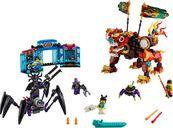 LEGO® Monkie Kid Monkie Kid's Lion Guardian components
