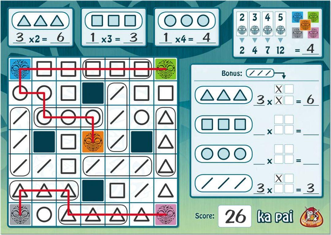 Ka Pai gameplay