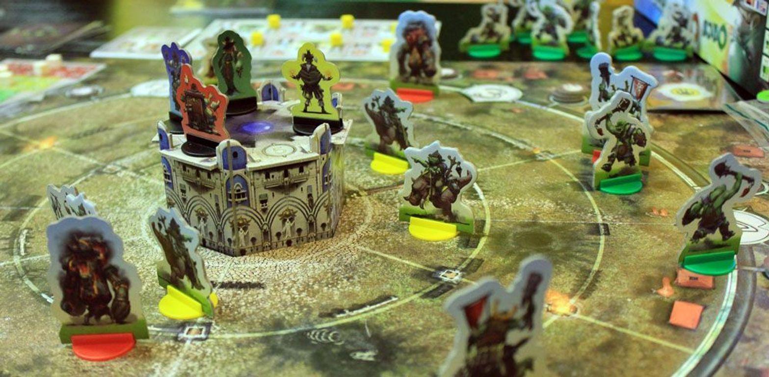 Orcs Orcs Orcs gameplay