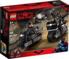 LEGO® DC Superheroes Batman™ & Selina Kyle™ Motorcycle Pursuit