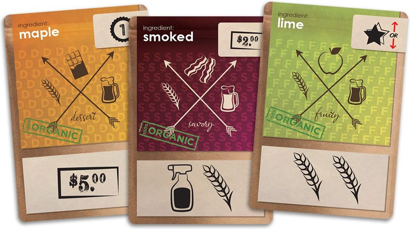 Homebrewers cards