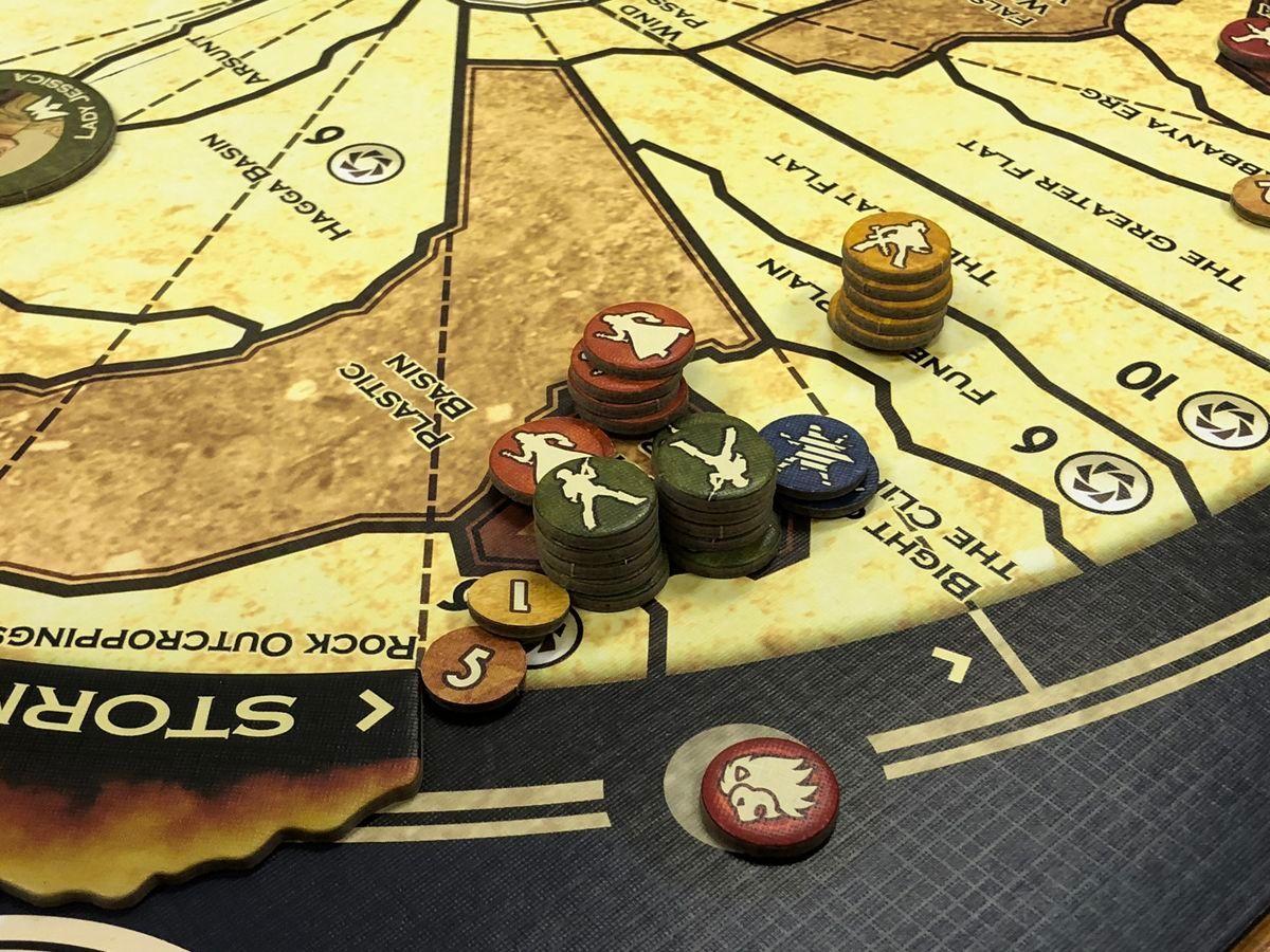 DUNE gameplay