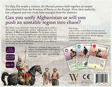 Pax Pamir (Second Edition) back of the box