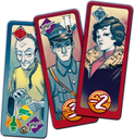 Shadows of Macao cards