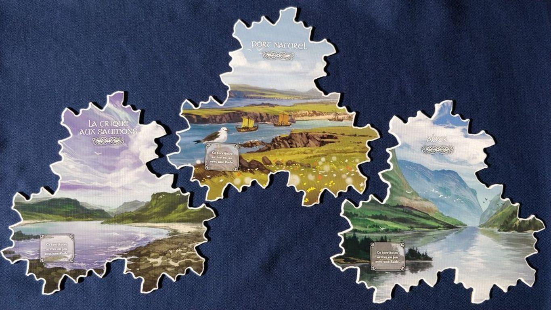 Inis: Seasons of Inis tiles