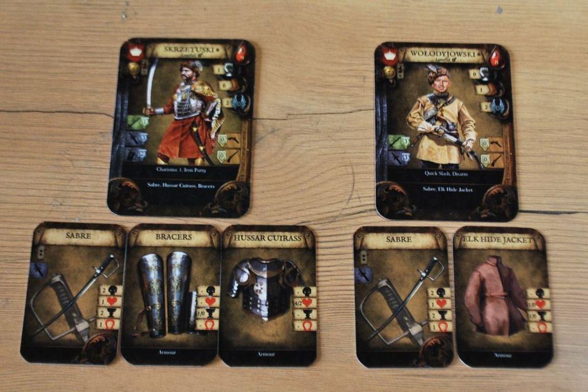 Anno Domini 1666 cards