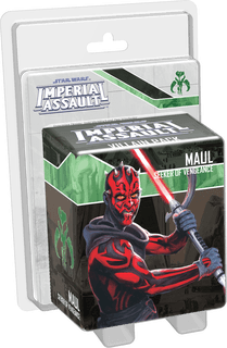 Star+Wars%3A+Imperial+Assault+-+Maul+Villain+Pack