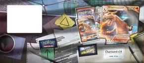 Pokemon Detective Pikachu GX Box Charizard box