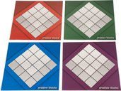 Shadow Blocks game board