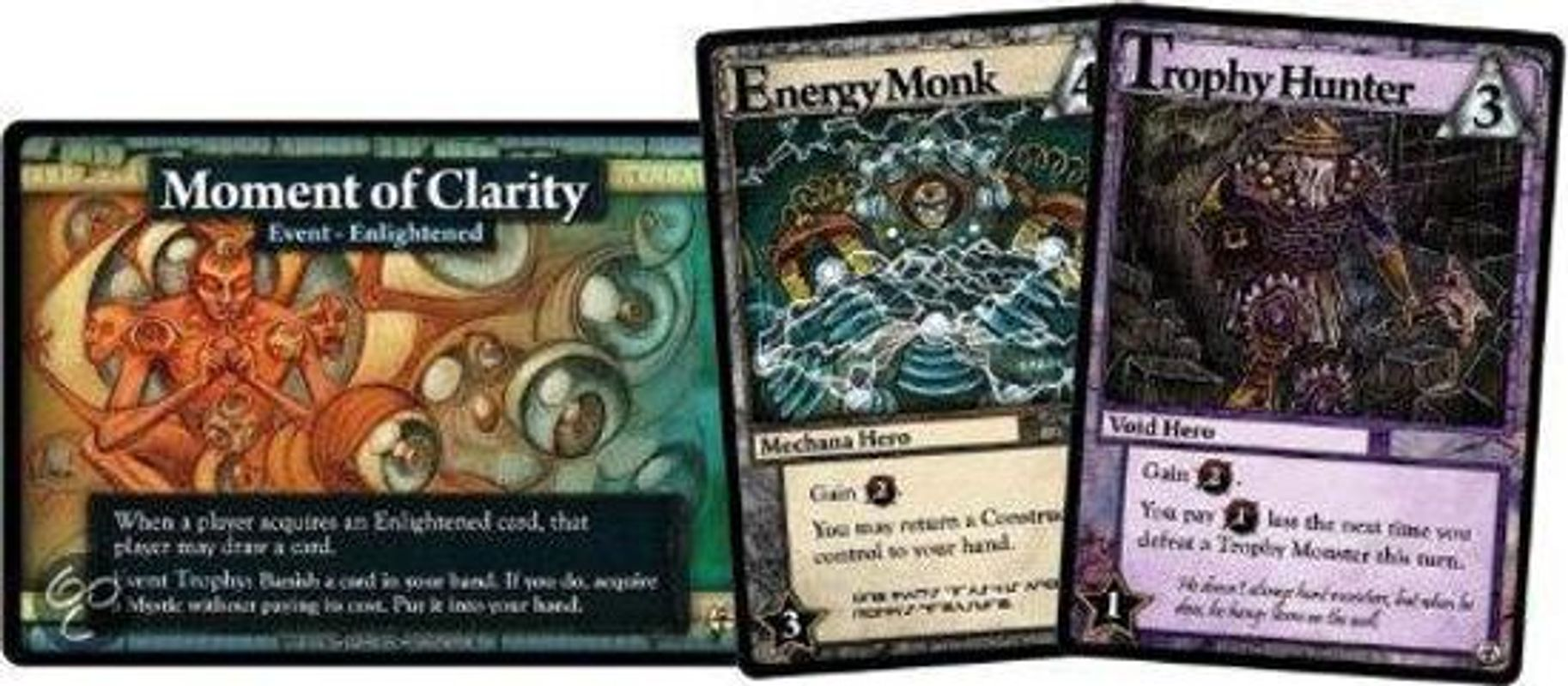 Ascension: Return of the Fallen cards