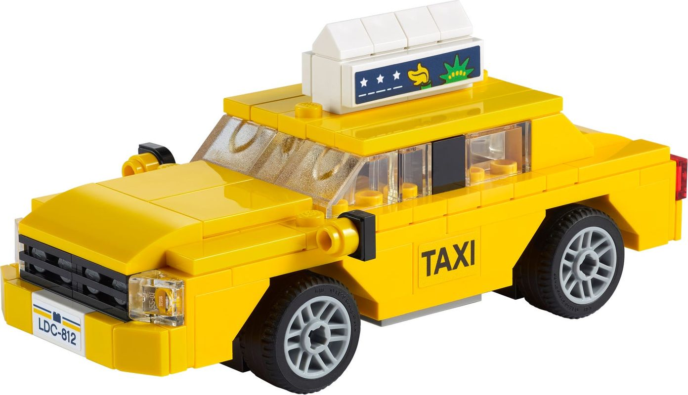 Yellow Taxi components