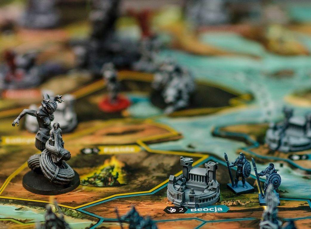 Lords of Hellas miniatures