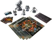 The Others: 7 Sins - Apocalypse Expansion components