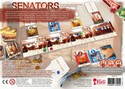 Senators back of the box