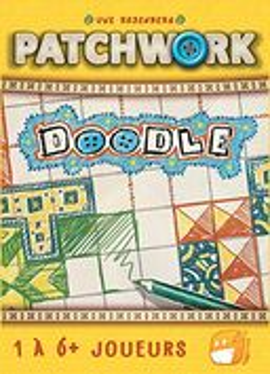 Patchwork+Doodle