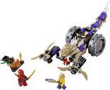 LEGO® Ninjago Anacondrai Crusher components