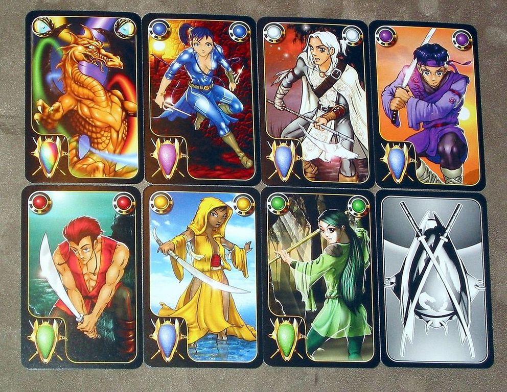 Manga Manga cards
